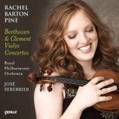 Clement, F.: Violin Concerto / Beethoven, L. Van: Violin Concerto, Op. 61 by Rachel Barton Pine