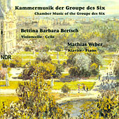 Honegger, A.: Cello Sonatina / Poulenc, F.: Cello Sonata / Milhaud, D.: Cello Sonata, Op. 377 (Chamber Music of the Groupe Des Six) by Mathias Weber