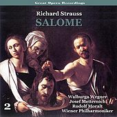 Strauss: Salome [1952], Vol. 2 by Walburga Wegner