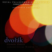 Dvořák: a Selection of Slavonic Dances by Royal Philharmonic Orchestra