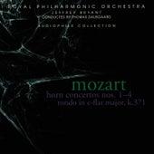 Horn Concerto Nos. 1-4, Rondo in E Flat Major by Royal Philharmonic Orchestra