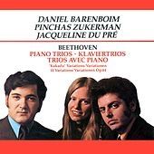 Beethoven: Piano Trios by Pinchas Zukerman