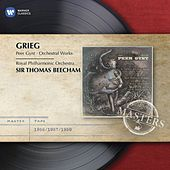 Grieg: Peer Gynt etc by Royal Philharmonic Orchestra