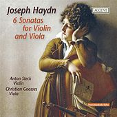 Haydn: 6 Sonatas for Violin and Viola by Christian Goosses