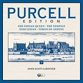 Purcell Edition Volume 2 : The Indian Queen, The Tempest, Dioclesian & Timon of Athens by Various Artists