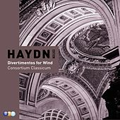 Haydn Edition Volume 7 - Divertimentos for wind instruments by Consortium Classicum