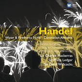 Handel: Water & Fireworks Music by Various Artists