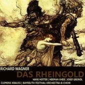 Wagner: Das Rheingold by Hans Hotter