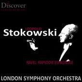 Ravel: Rapsodie Espagnole, Miroirs by London Symphony Orchestra
