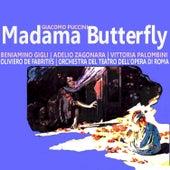 Puccini: Madama Butterfly by Beniamino Gigli