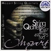 Mozart: String Quartets K. 387, 465, 499, 575, 590 by Prague String Quartet