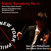 Mahler Symphony No. 3 by New York Philharmonic