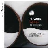 Grieg - The Violin Sonatas by Alexandra Soumm