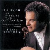 Bach - Solo Violin Sonatas by Itzhak Perlman