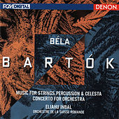 Bartók: Music for Strings, Percussion and Celesta, Concerto for Orchestra by Orchestre de la Suisse Romande