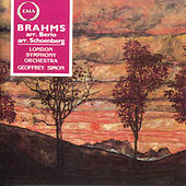 Brahms: Piano Quartet in G Minor Op.25; and Op.120, No.1 for Clarinet and Orchestra by London Symphony Orchestra