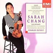 Vieuxtemps/Lalo Violin Concertos by Sarah Chang