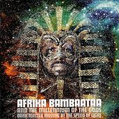 Dark Matter Moving At the Speed of Light by Afrika Bambaataa