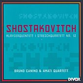 Shostakovich: Piano Quintet in G Minor / String Quartet No. 12 by Various Artists