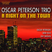 A Night On The Town by Oscar Peterson