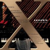 Iannis Xenakis: Works with Piano by Aki Takahashi