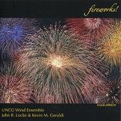 Fireworks! by UNCG Wind Ensemble