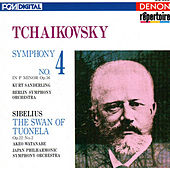 Tchaikovsky: Symphony No. 4 - Sibelius: The Swan of Tuonela by Berlin Symphony Orchestra