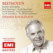Beethoven: Popular Piano Sonatas by Stephen Kovacevich