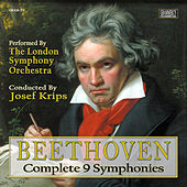 Beethoven: Complete 9 Symphonies (Digitally Remastered) by London Symphony Orchestra