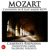 Mozart: Cassation in B flat major KV.99 by Hanspeter Gmur