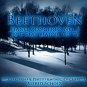 Beethoven: Piano Concerto No. 5 in E Flat major, Op. 73 by Alfred Scholz