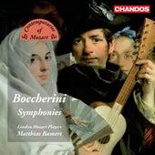 Boccherini: Symphonies by Matthias Bamert