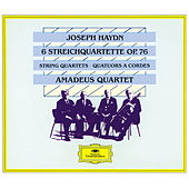 Haydn, J.: 6 String Quartets Op.76 by Amadeus Quartet