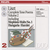 Liszt: Complete Tone Poems, Vol.2 by London Philharmonic Orchestra