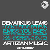 Misbelievin' EP by Demarkus Lewis