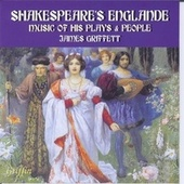 Shakespeare's Englande: Music of His Plays & People by English Consort of Viols