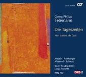 Telemann: Die Tageszeiten - Nun danket alle Gott by Gotthold Schwarz