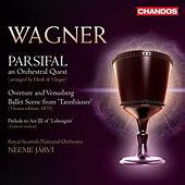 Wagner: Parsifal, an Orchestral Quest by Neeme Jarvi