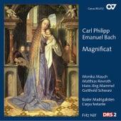 Bach: Magnificat - Auf schicke dich by Gotthold Schwarz