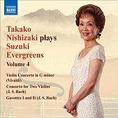 Takako Nishizaki Plays Suzuki Evergreens, Vol. 4 by Various Artists