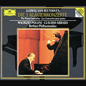 Beethoven: The Piano Concertos by Maurizio Pollini