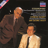 Brahms: Piano Concerto No.1/Variations on a theme of Schumann by András Schiff