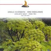 Schoenberg: Verklarte Nacht - Babadjanian: Piano Trio in F sharp minor by Trio Con Brio