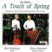 A Touch of Spring: Peaceful, Poetic Music for Dulcimer and Guitar by Various Artists