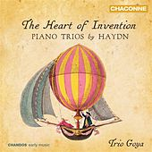 The Heart of Invention by Trio Goya