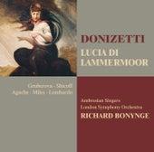 Donizetti : Lucia di Lammermoor by Richard Bonynge