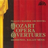 Mozart:  Opera Overtures by Prague Chamber Orchestra