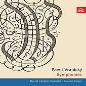 Vranicky: Symphonies in D major, in C minor, in C major by Antonin Dvorak