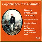 Danish Brass Works by Copenhagen Brass Quintet