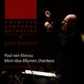 Klenau: Klein Idas Blumen - Overture by American Symphony Orchestra